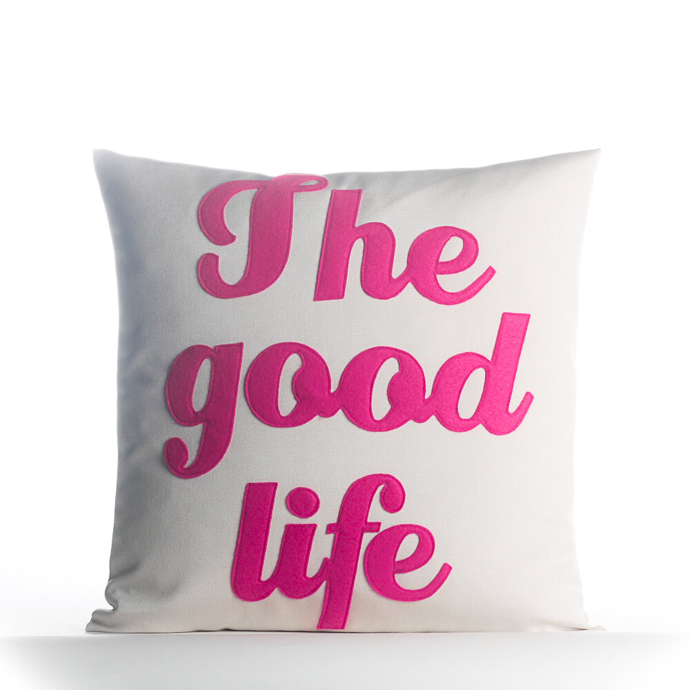 Alexandra Ferguson The Good Life Outdoor Throw Pillow Wayfair