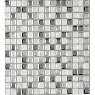 Self Adhesive Mirror Tile Wayfair