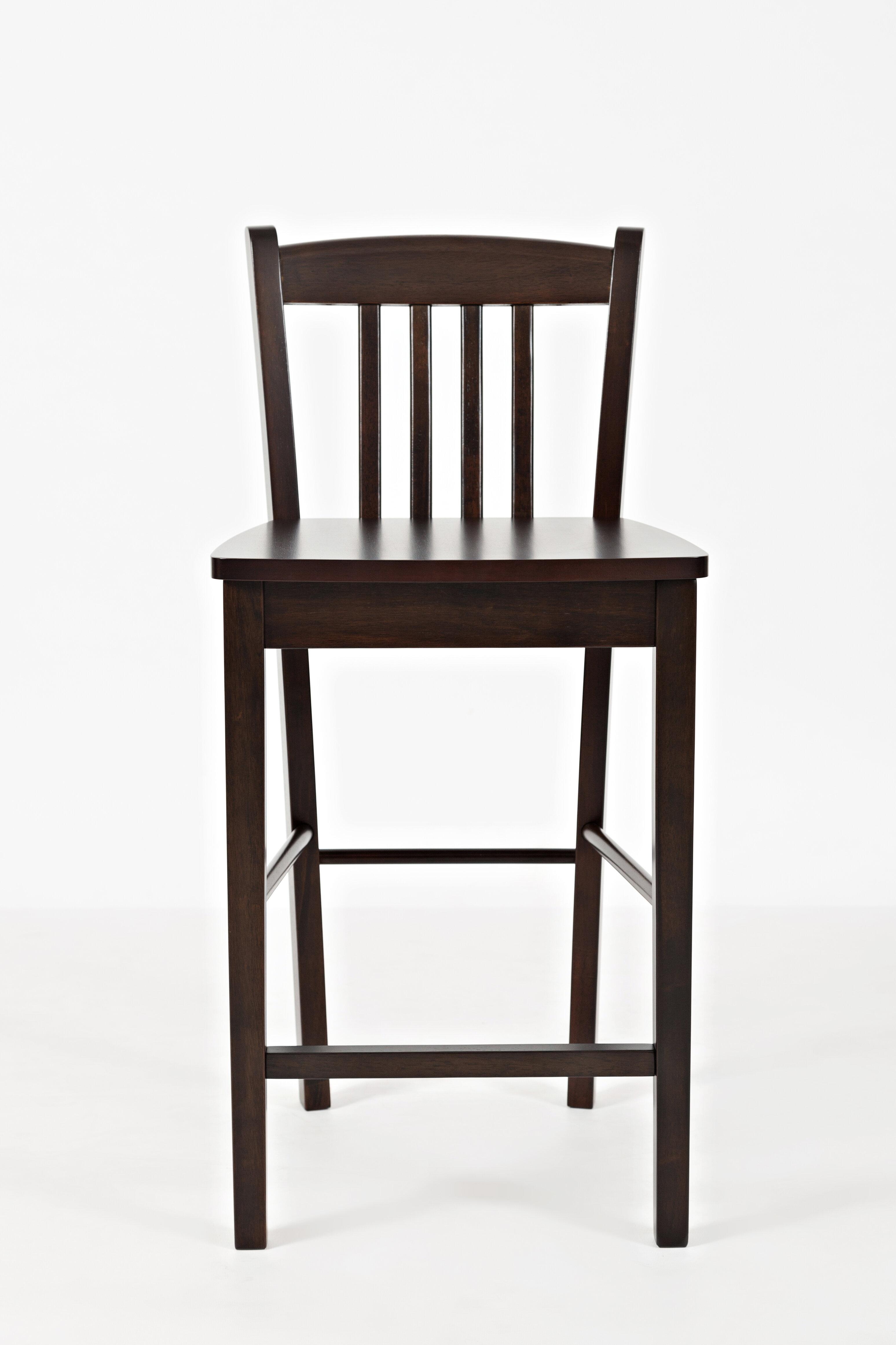 Alcott hill amandes low back counter height 24 bar stool reviews wayfair