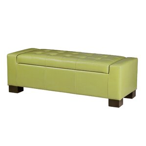 Valerie Bench Tufted Top Storage Ottoman by ..