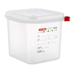 88 Oz. Food storage container (Set of 6)
