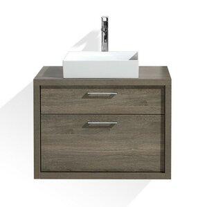 Bathroom Sinks Made In Usa vessel sink vanities you'll love | wayfair