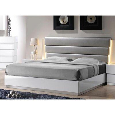 Platform Bed With Led Lights Wayfair