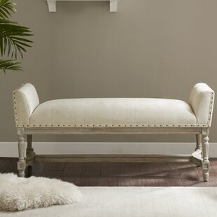 Charmant Toulouse Wagner Upholstered Bench