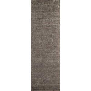 Christensen Hand-Woven Charcoal Area Rug