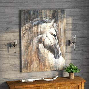 Horse Wall Art Prints You Ll Love In 2019 Wayfair