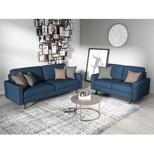 ... Living Room Set Larger Photo. Quickview Beige Dark Blue