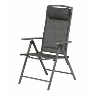 Adaliz Recliner Garden Chair (Set of 2) by Lynton Garden