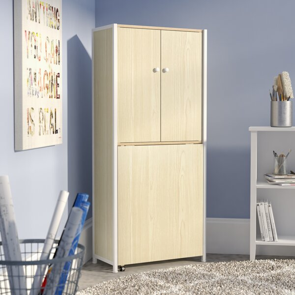 Top Rated Furniture Stores: Rebrilliant Multi Use Craft Armoire & Reviews