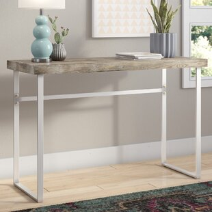 Console sofa and entryway tables joss main ponticus console table watchthetrailerfo