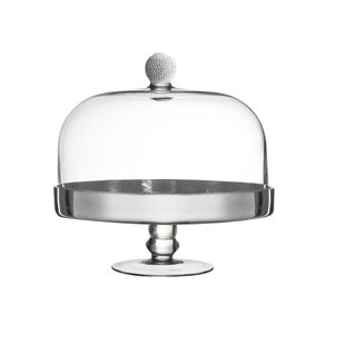 Save  sc 1 st  Wayfair & Glass Cake Dome Lid | Wayfair