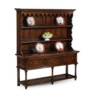 Open Welsh Dresser China Cabinet