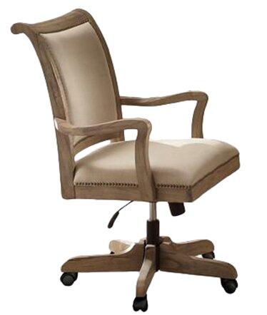 Lark Manor Quevillon Swivel Desk Chair U0026 Reviews   Wayfair
