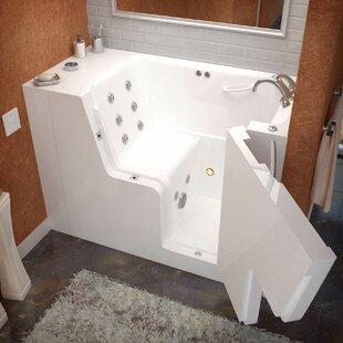 Soaking Tub Walk In Bathtubs You\'ll Love | Wayfair