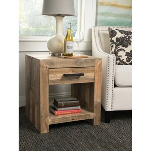 Norman End Table by Loon Peak