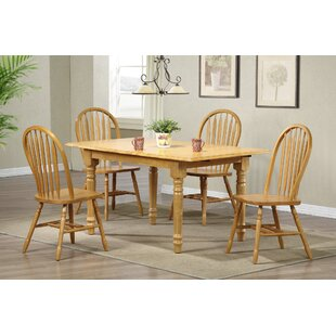 Banksville Butterfly 5 Piece Dining Set