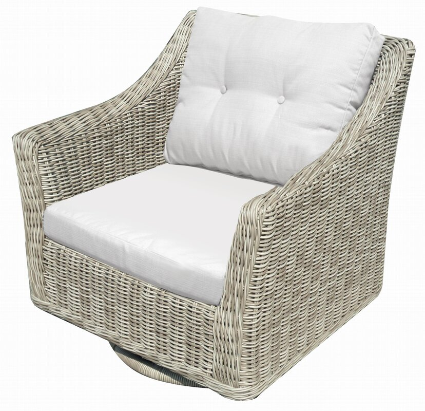 Telluride Swivel Rocking Chair With Cushions Part 87
