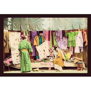 Second Hand Clothing Shop By Imperial Art School Of Japan Photographic Print