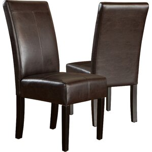 Apple Creek Parsons Chair (Set of 2) by Latitude Run