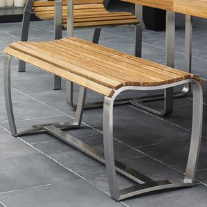 Tres Chic Picnic Bench