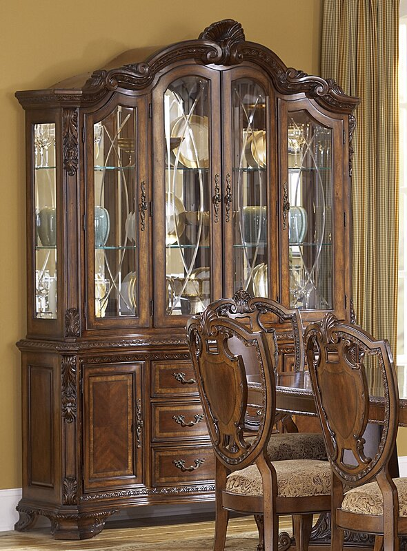 Astoria Grand Brussels Lighted China Cabinet Amp Reviews
