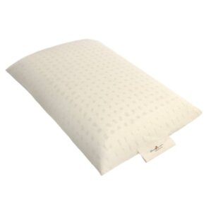 Happiness Organic Dunlop Latex Pillow by Three Happy Coconuts
