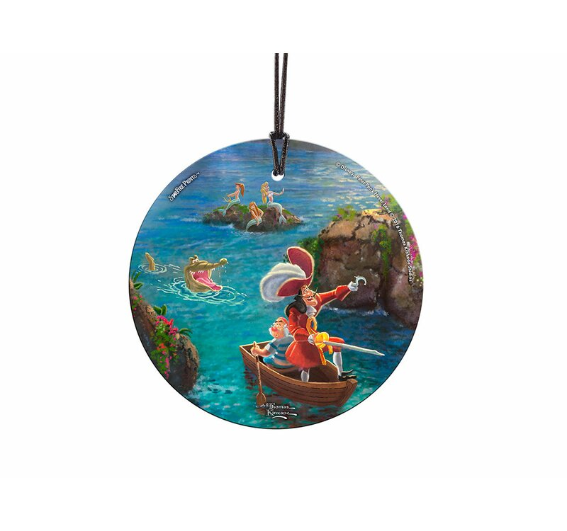 Trend Setters Disney Peter Pan - Captain Hook and Smee Hanging ...
