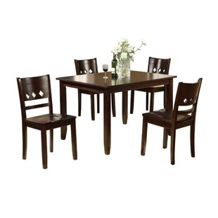 Pariaman 5 Piece Dining Set Wonderful