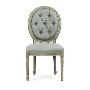 Medallion Side Chair by Zentique Inc.