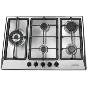 30 gas cooktop with 5 burners - Downdraft Gas Range