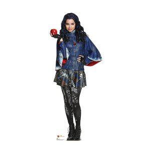 66dbeb1d8684 Advanced Graphics Disney Descendants Evie Life Size Cardboard Cutout ...