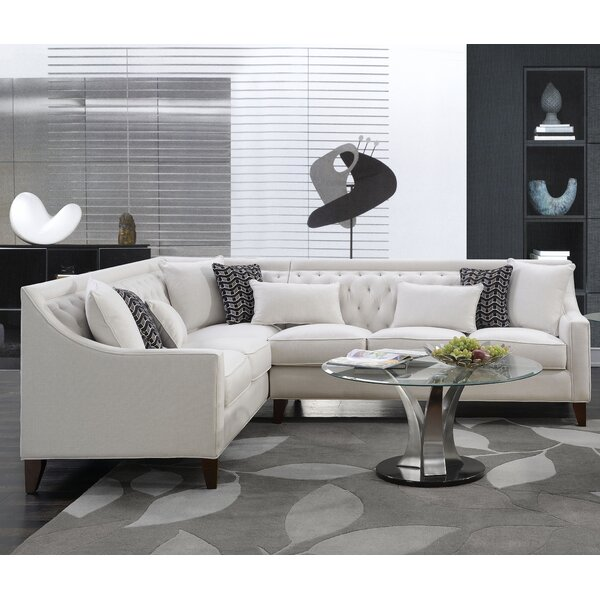 Modern Tufted Sectional