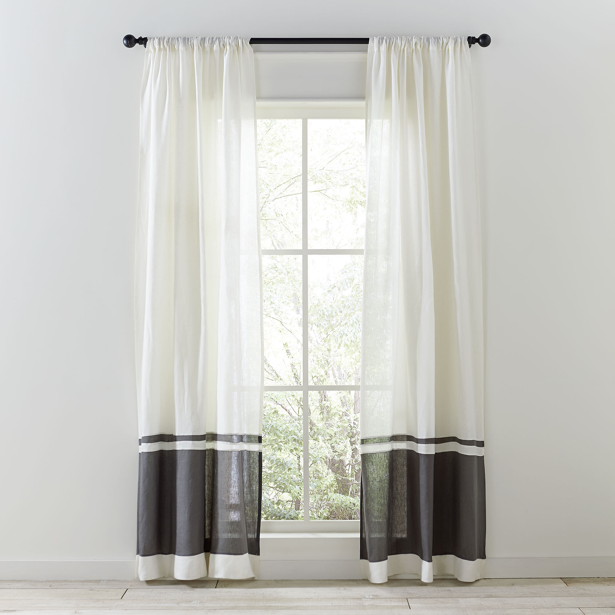 blackout grey and modern curtains home linen light gray decor functions affordable settings