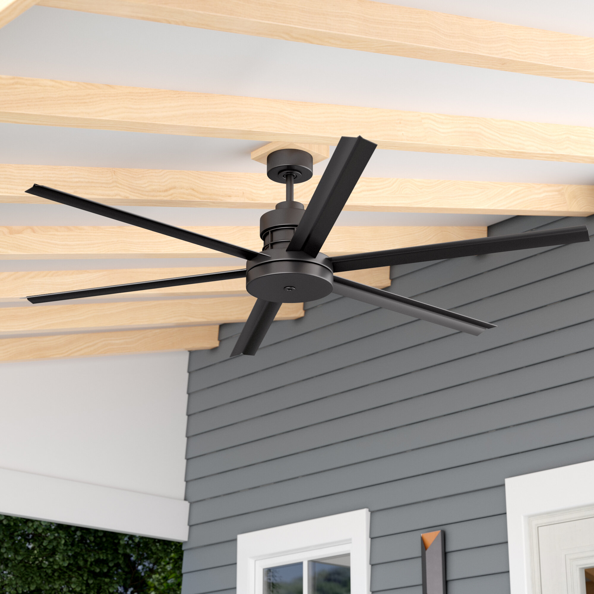 supreme fans garden edgewood ceiling fanimation today overstock shipping product white inch ceilings fan home free