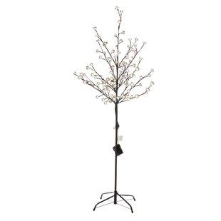 Cherry Tree with LED 120 Light Luminary by The Seasonal Aisle