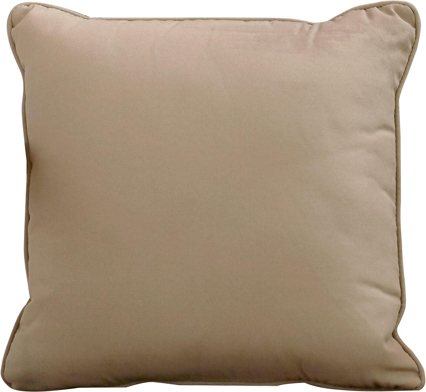 Zipcode Design Lavonna Outdoor Throw Pillow Reviews Wayfair