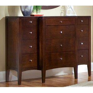 Harbor 12 Drawer Standard Dresser by Home Image