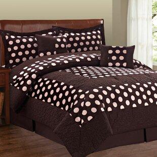 Big Dots 6 Piece Comforter Set