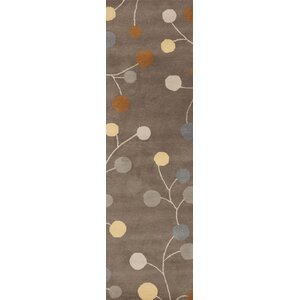 Diana Oyster Gray Area Rug