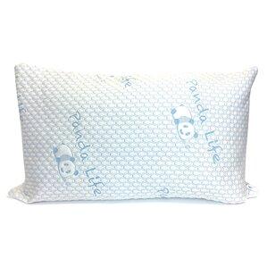 Shredded Cooling Memory Foam Pillow by Panda Life
