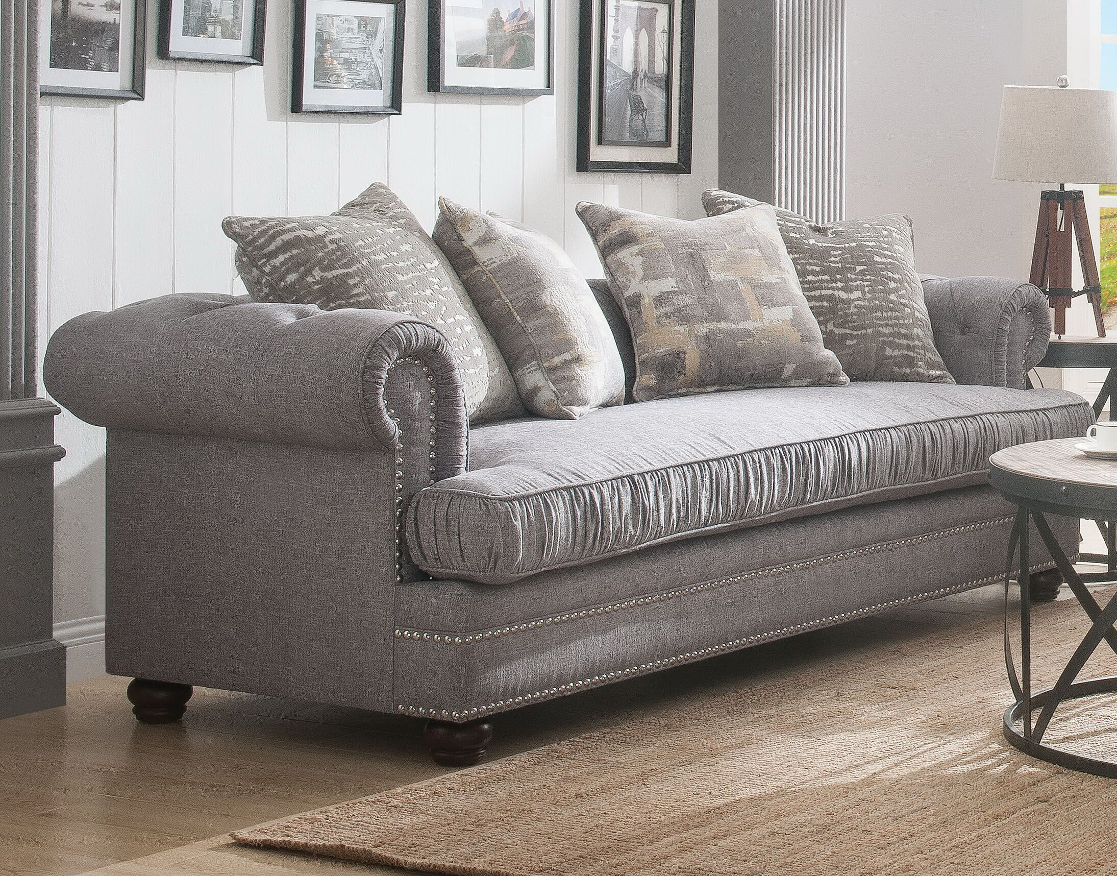 Warwick Sofa The Es Chesterfield 2 Seat Warwick Plush