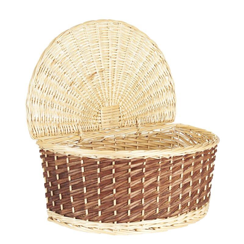 Household Essentials Halfmoon Basket & Reviews