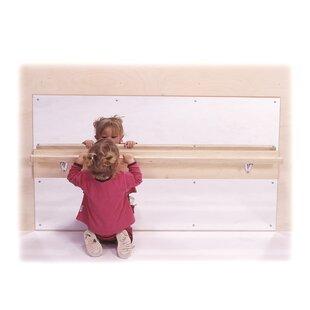 31 H X 48 W Infant Wall Mirror