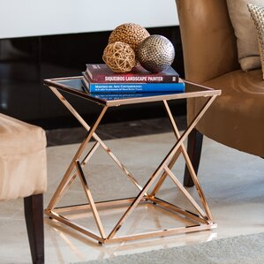 Ghita End Table by Willa Arlo ..