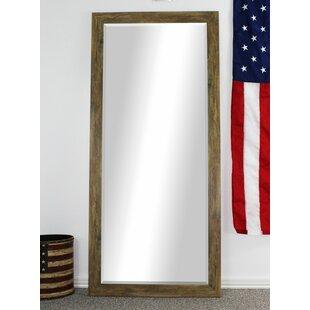 Modern Brown Full-Length Mirrors | AllModern