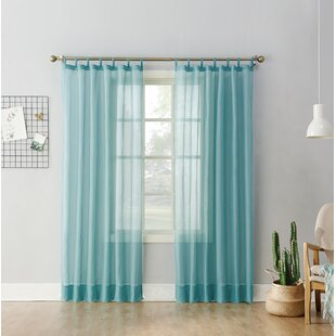 wayfair window treatments gray quickview sheer curtains youll love wayfair