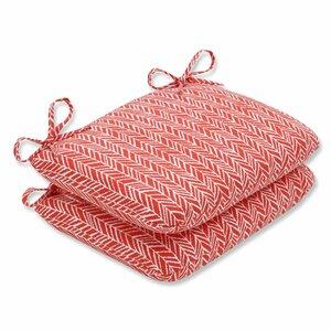 Herringbone Barstool Cushion (Set of 2)