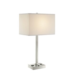table lamp with usb port you ll love wayfair