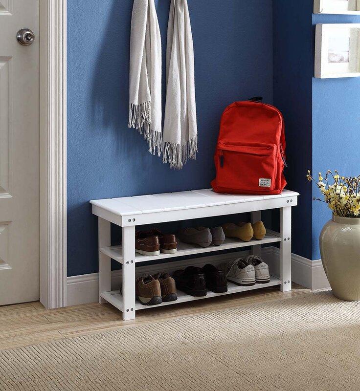 Stoneford Storage Bench & Reviews