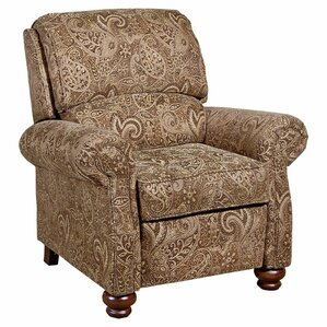 Serta Pinederosa Manual Recliner  sc 1 st  Wayfair & Red Recliners Youu0027ll Love | Wayfair islam-shia.org